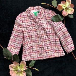 Tibi Tweed Jacket